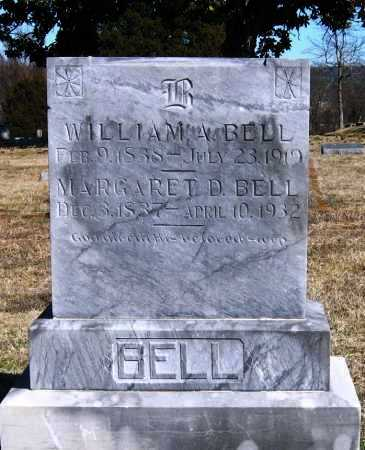 BELL, MARGARET D. - Pope County, Arkansas | MARGARET D. BELL - Arkansas Gravestone Photos