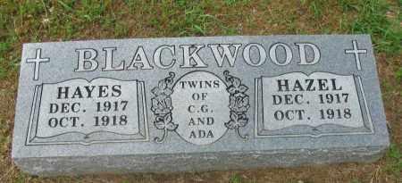 BLACKWOOD, HAZEL - Pope County, Arkansas   HAZEL BLACKWOOD - Arkansas Gravestone Photos