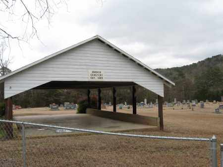 *BOOHER CEMETERY VIEW,  - Pope County, Arkansas |  *BOOHER CEMETERY VIEW - Arkansas Gravestone Photos