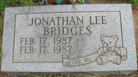 BRIDGES, JONATHAN LEE - Pope County, Arkansas | JONATHAN LEE BRIDGES - Arkansas Gravestone Photos