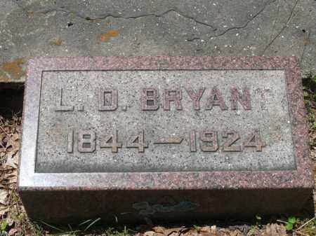 BRYAN, LD - Pope County, Arkansas | LD BRYAN - Arkansas Gravestone Photos