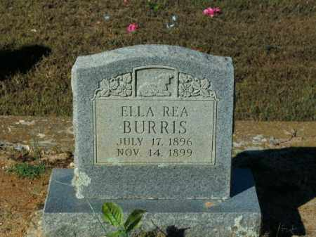 BURRIS, ELLA REA - Pope County, Arkansas | ELLA REA BURRIS - Arkansas Gravestone Photos
