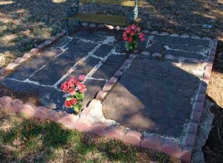 BURRIS, INFANT - Pope County, Arkansas   INFANT BURRIS - Arkansas Gravestone Photos