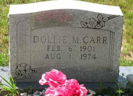 CARR, DOLLIE M - Pope County, Arkansas | DOLLIE M CARR - Arkansas Gravestone Photos