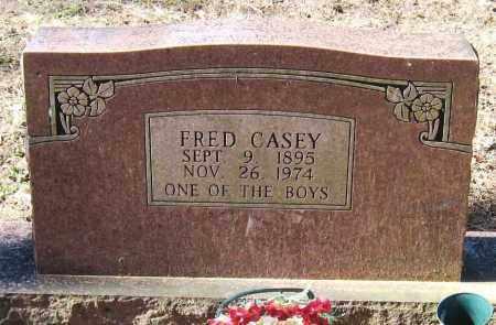 CASEY, FRED - Pope County, Arkansas | FRED CASEY - Arkansas Gravestone Photos