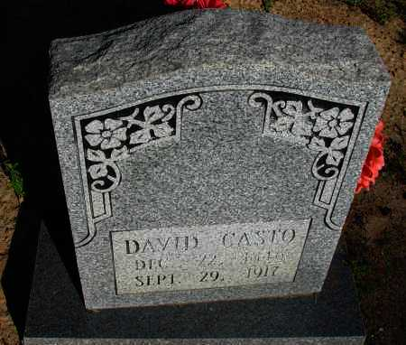 CASTO, DAVID - Pope County, Arkansas | DAVID CASTO - Arkansas Gravestone Photos