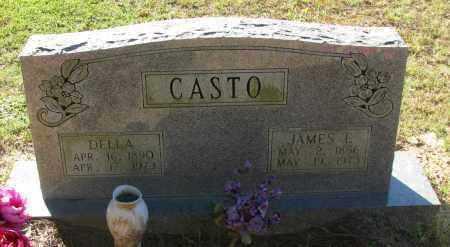 CASTO, JAMES E - Pope County, Arkansas | JAMES E CASTO - Arkansas Gravestone Photos