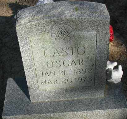 CASTO, OSCAR - Pope County, Arkansas | OSCAR CASTO - Arkansas Gravestone Photos