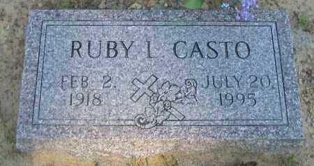 CASTO, RUBY L - Pope County, Arkansas | RUBY L CASTO - Arkansas Gravestone Photos