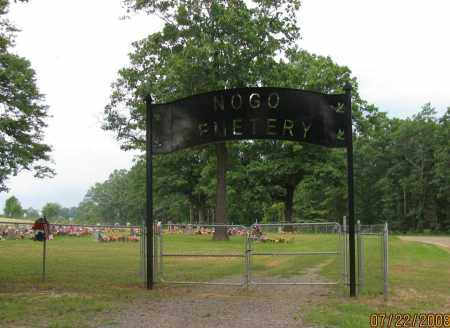 *NOGO CEMETERY GATE,  - Pope County, Arkansas |  *NOGO CEMETERY GATE - Arkansas Gravestone Photos