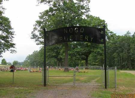 *NOGO CEMETERY GATE,  - Pope County, Arkansas |  *NOGO CEMETERY GATE - Arkansas Gravestone Photos