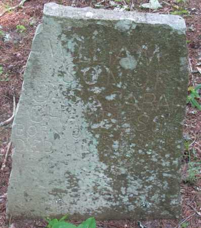 CHAMBLISS, WILLIAM - Pope County, Arkansas   WILLIAM CHAMBLISS - Arkansas Gravestone Photos