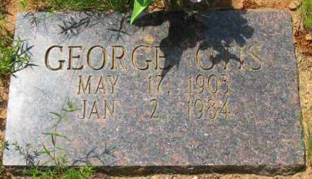 CHURCH, GEORGE OTIS - Pope County, Arkansas | GEORGE OTIS CHURCH - Arkansas Gravestone Photos