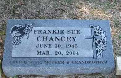 CLANCEY, FRANKIE SUE - Pope County, Arkansas | FRANKIE SUE CLANCEY - Arkansas Gravestone Photos