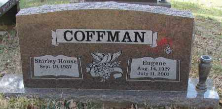 COFFMAN, EUGENE - Pope County, Arkansas | EUGENE COFFMAN - Arkansas Gravestone Photos
