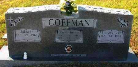 COFFMAN, JEREMY THOMAS - Pope County, Arkansas | JEREMY THOMAS COFFMAN - Arkansas Gravestone Photos