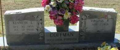 COFFMAN, KENNETH L - Pope County, Arkansas   KENNETH L COFFMAN - Arkansas Gravestone Photos