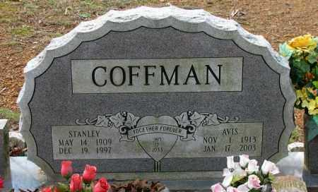 COFFMAN, STANLEY - Pope County, Arkansas | STANLEY COFFMAN - Arkansas Gravestone Photos