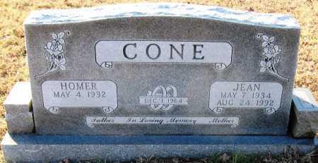 CONE, JEAN - Pope County, Arkansas   JEAN CONE - Arkansas Gravestone Photos