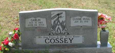 COSSEY, GARLIN - Pope County, Arkansas   GARLIN COSSEY - Arkansas Gravestone Photos