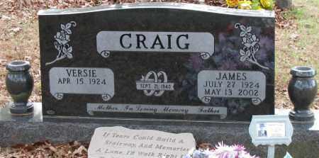 CRAIG, JAMES - Pope County, Arkansas   JAMES CRAIG - Arkansas Gravestone Photos