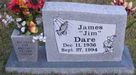 "DARE, JAMES ""JIM"" - Pope County, Arkansas 