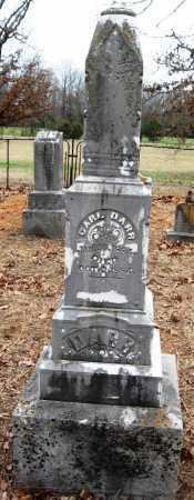 DARR, CARL - Pope County, Arkansas   CARL DARR - Arkansas Gravestone Photos