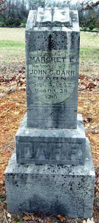 SCARLETT DARR, MARGRET - Pope County, Arkansas   MARGRET SCARLETT DARR - Arkansas Gravestone Photos