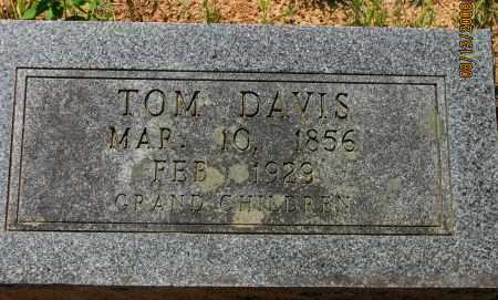 DAVIS, TOM - Pope County, Arkansas | TOM DAVIS - Arkansas Gravestone Photos