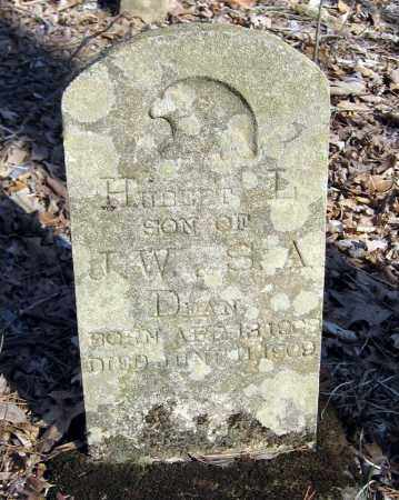DEAN, HUBERT L - Pope County, Arkansas   HUBERT L DEAN - Arkansas Gravestone Photos