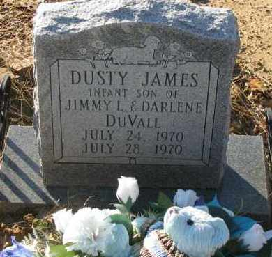 DUVALL, DUSTY JAMES - Pope County, Arkansas | DUSTY JAMES DUVALL - Arkansas Gravestone Photos
