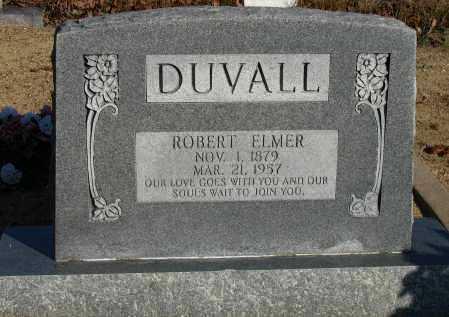DUVALL, ROBERT ELMER - Pope County, Arkansas   ROBERT ELMER DUVALL - Arkansas Gravestone Photos