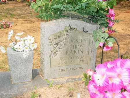 EAKIN, JOSEPH TROY - Pope County, Arkansas   JOSEPH TROY EAKIN - Arkansas Gravestone Photos