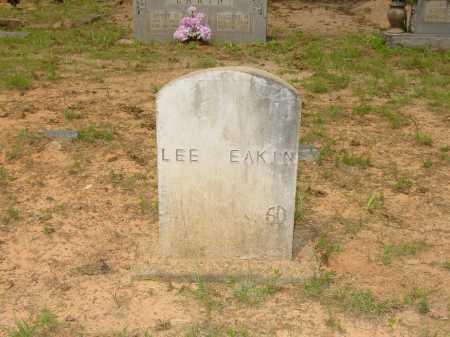EAKIN, LEE - Pope County, Arkansas   LEE EAKIN - Arkansas Gravestone Photos