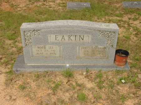 EAKIN, JAMES SHERMAN - Pope County, Arkansas | JAMES SHERMAN EAKIN - Arkansas Gravestone Photos