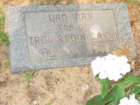 EAKIN, VAN RAY - Pope County, Arkansas | VAN RAY EAKIN - Arkansas Gravestone Photos