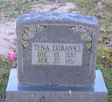 EUBANKS, TENA - Pope County, Arkansas   TENA EUBANKS - Arkansas Gravestone Photos