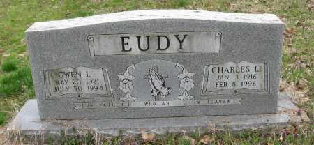 EUDY, GWEN L - Pope County, Arkansas | GWEN L EUDY - Arkansas Gravestone Photos