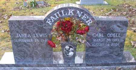FAULKNER, CARL ODELL - Pope County, Arkansas | CARL ODELL FAULKNER - Arkansas Gravestone Photos