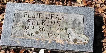 FELKINS, ELSIE JEAN - Pope County, Arkansas   ELSIE JEAN FELKINS - Arkansas Gravestone Photos