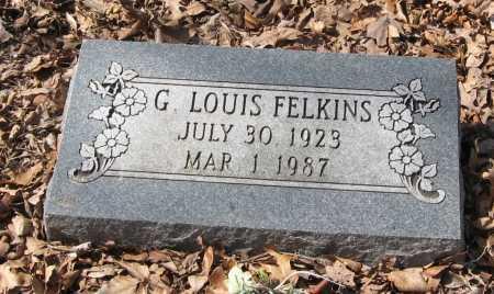 FELKINS, G   LOUIS - Pope County, Arkansas | G   LOUIS FELKINS - Arkansas Gravestone Photos