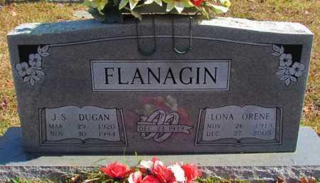 "FLANAGIN, J S ""DUGAN"" - Pope County, Arkansas | J S ""DUGAN"" FLANAGIN - Arkansas Gravestone Photos"