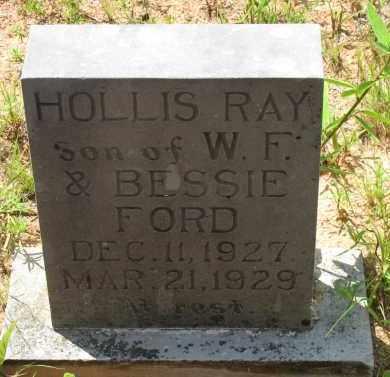 FORD, HOLLIS RAY - Pope County, Arkansas | HOLLIS RAY FORD - Arkansas Gravestone Photos