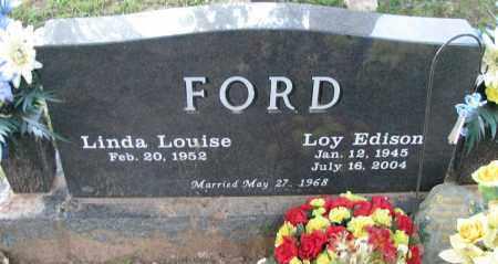 FORD, LOY EDISON - Pope County, Arkansas | LOY EDISON FORD - Arkansas Gravestone Photos