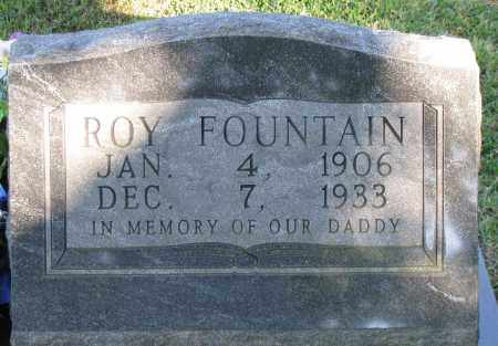 FOUNTAIN, ROY - Pope County, Arkansas | ROY FOUNTAIN - Arkansas Gravestone Photos