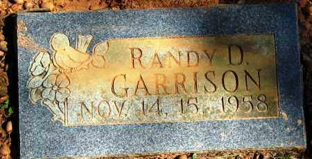 GARRISON, RANDY D - Pope County, Arkansas   RANDY D GARRISON - Arkansas Gravestone Photos