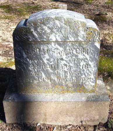GRANT, MARY E - Pope County, Arkansas | MARY E GRANT - Arkansas Gravestone Photos