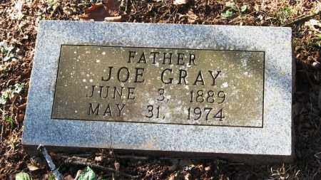 GRAY, JOE - Pope County, Arkansas | JOE GRAY - Arkansas Gravestone Photos