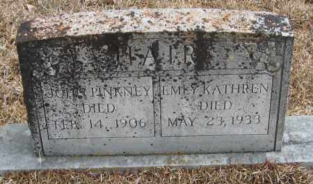 HAIR, EMLY KATHREN - Pope County, Arkansas | EMLY KATHREN HAIR - Arkansas Gravestone Photos