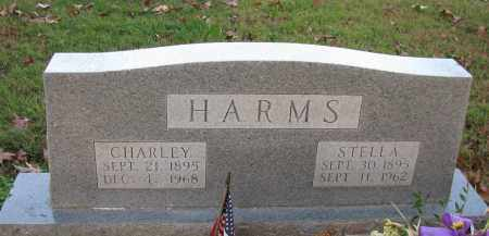 HARMS, STELLA - Pope County, Arkansas   STELLA HARMS - Arkansas Gravestone Photos